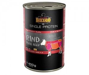 Belcando single protein 400g wołowina