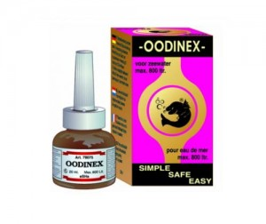 Preparat do akwarium eSHa Oodinex 20ml