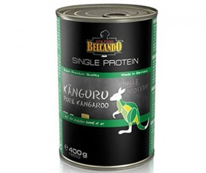 Belcando single protein 400g kangur