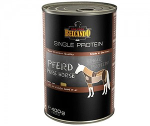Belcando single protein 400g konina
