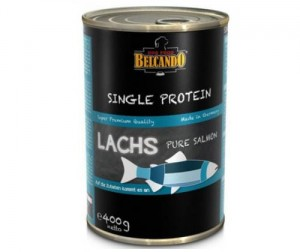Belcando single protein 400g łosoś